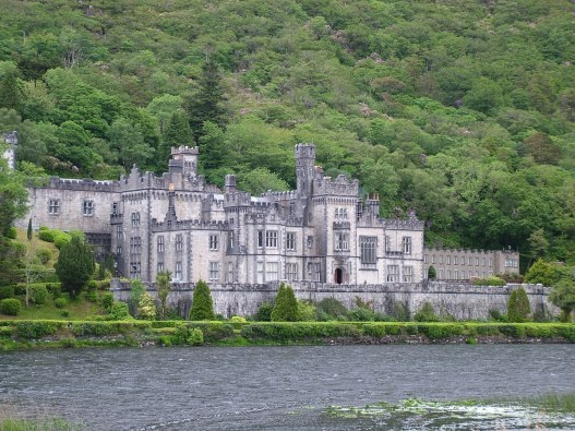 kylemore abbey_County Galway_Ireland 3