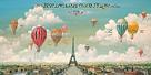 Isiah & Benjamin Lane Ballooning Over Paris