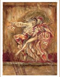 Joy Kirton-Smith Two Dancers 2