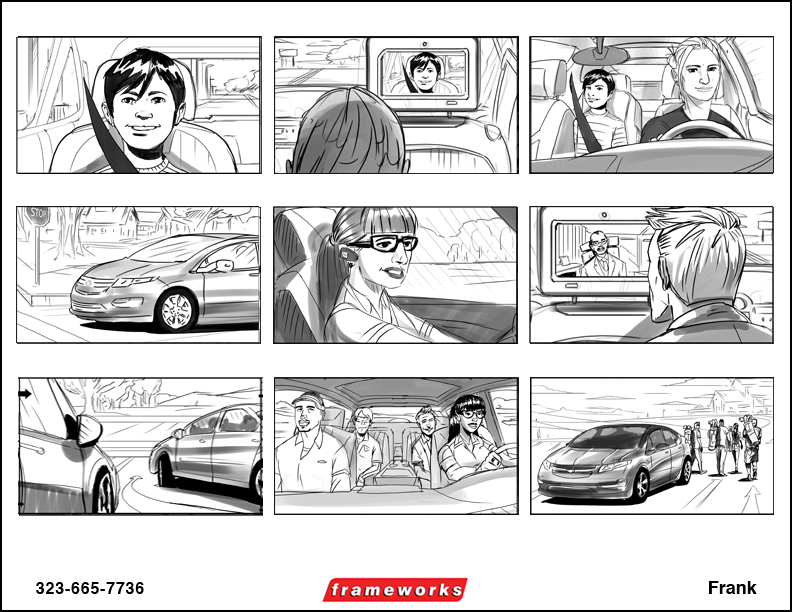 Frank - Storyboard Artists Story Boards Art Storyboards - what is storyboard