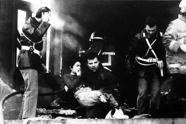 6 Dicembre 1990, la strage del Salvemini