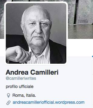 Camilleriwrites. Riconoscere un falso account twitter