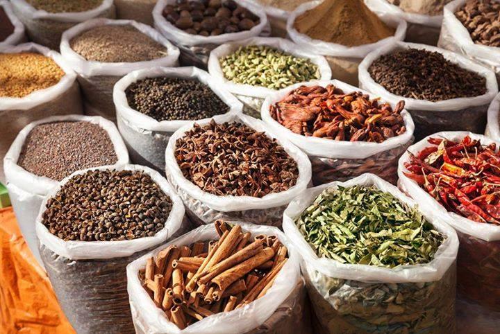 La salute è questione di spezie?