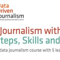 Curso online gratis de periodismo de datos
