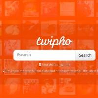 Twipho, un motor de búsqueda para las fotos de Twitter