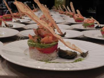 Oferta gastronómica para eventos