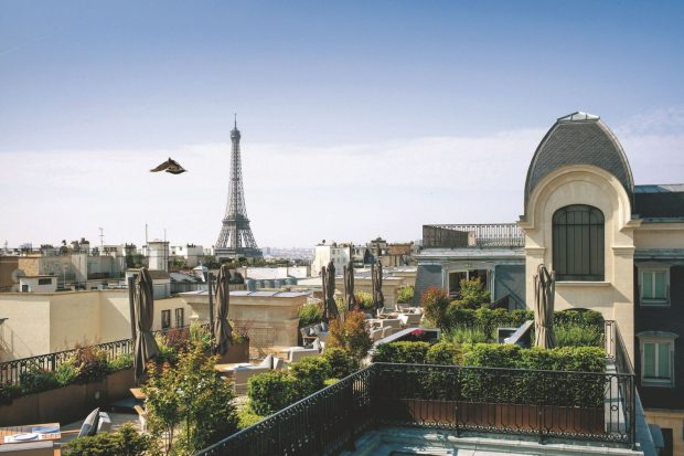 Toit Terrasse Hotel Paris Top 8 Des Rooftops (bars Et Restaurants) à Paris
