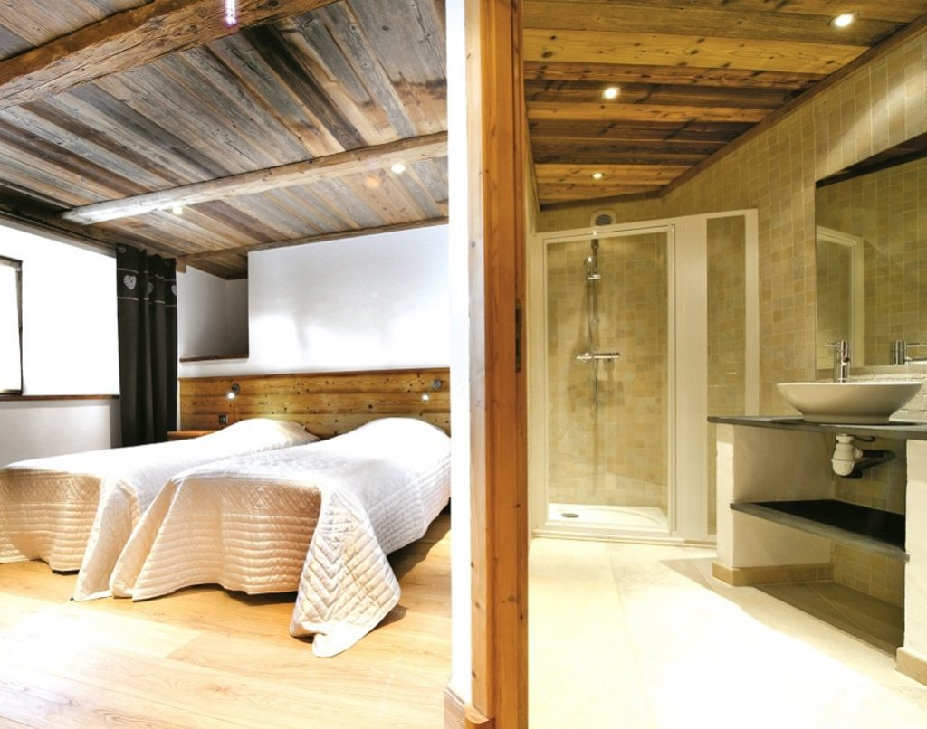 The Farmhouse Val D Isere Chalet La Rocheure In Val D Isere France Skiing