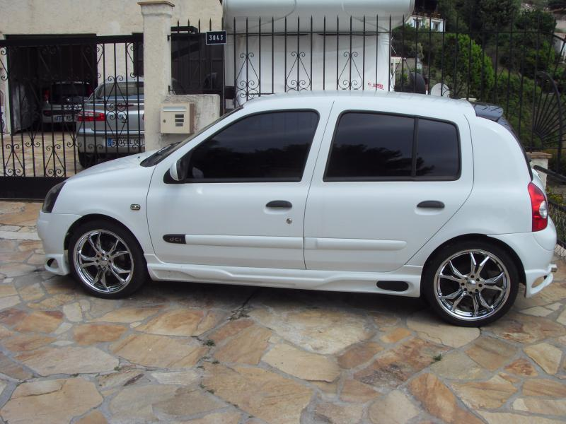 Decoration Clio 4 Troc Echange Clio 2 Ph 2 1.5dci Tuning Sur France-troc.com