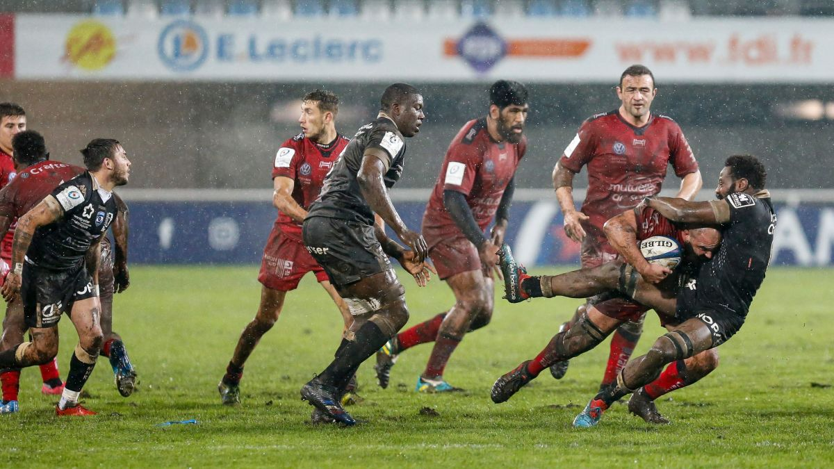 Quart De Finale Coupe D Europe Rugby Rugby Montpellier S Impose Face à Toulon En Coupe D Europe