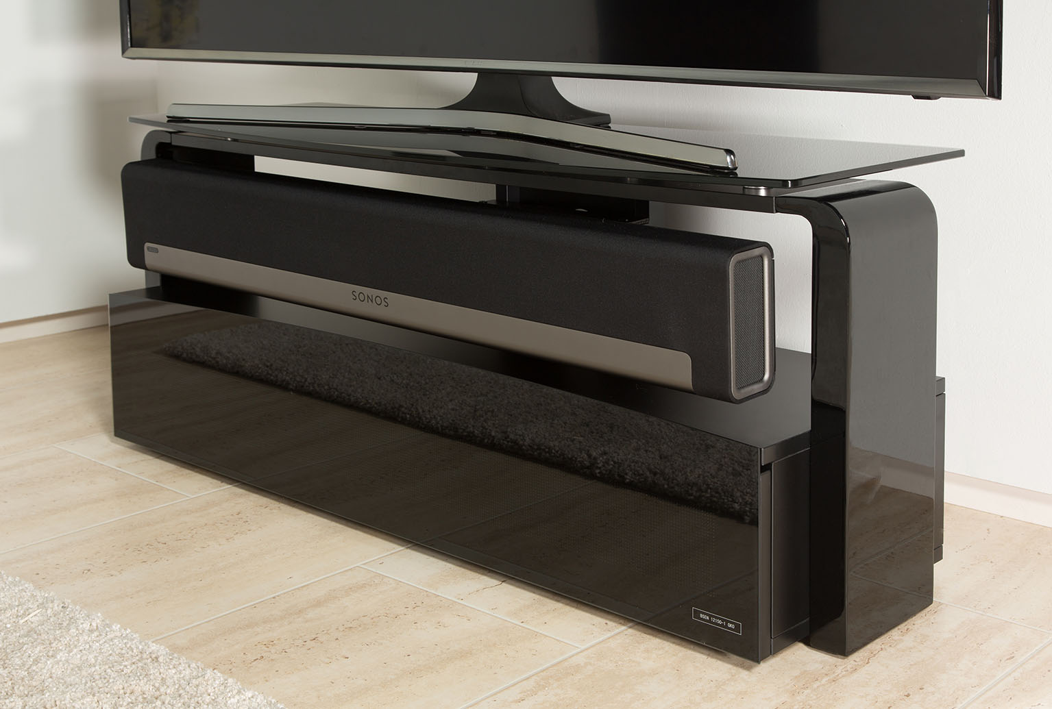 Meuble Tv 55 Pouces France Marketing Meubles Supports Sonos Aps As9001 Sonos Playbar