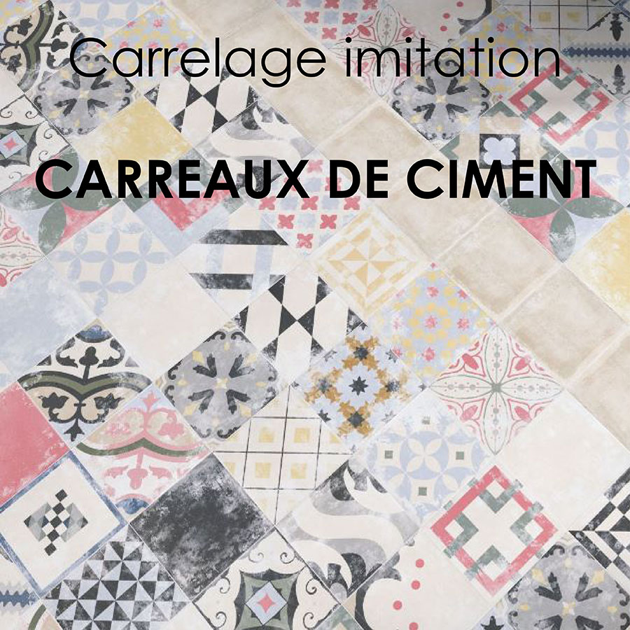 Carrelage Type Carreau De Ciment Carrelage Imitation Carreaux De Ciment Franceschini