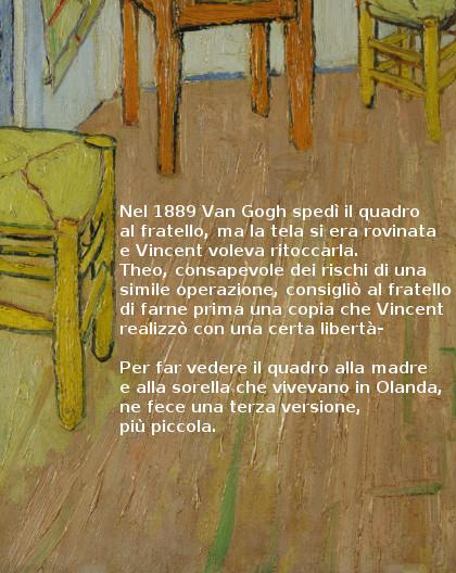 La Camera Da Letto Di Vincent Van Gogh | 25+ Best Ideas About ...