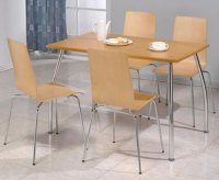 Owl Rectangular Kitchen Table and Chairs
