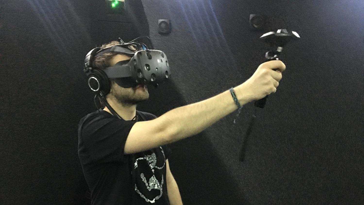 Salon Réalité Virtuelle Paris La Réalité Virtuelle En Vedette Au Salon Paris Games Week