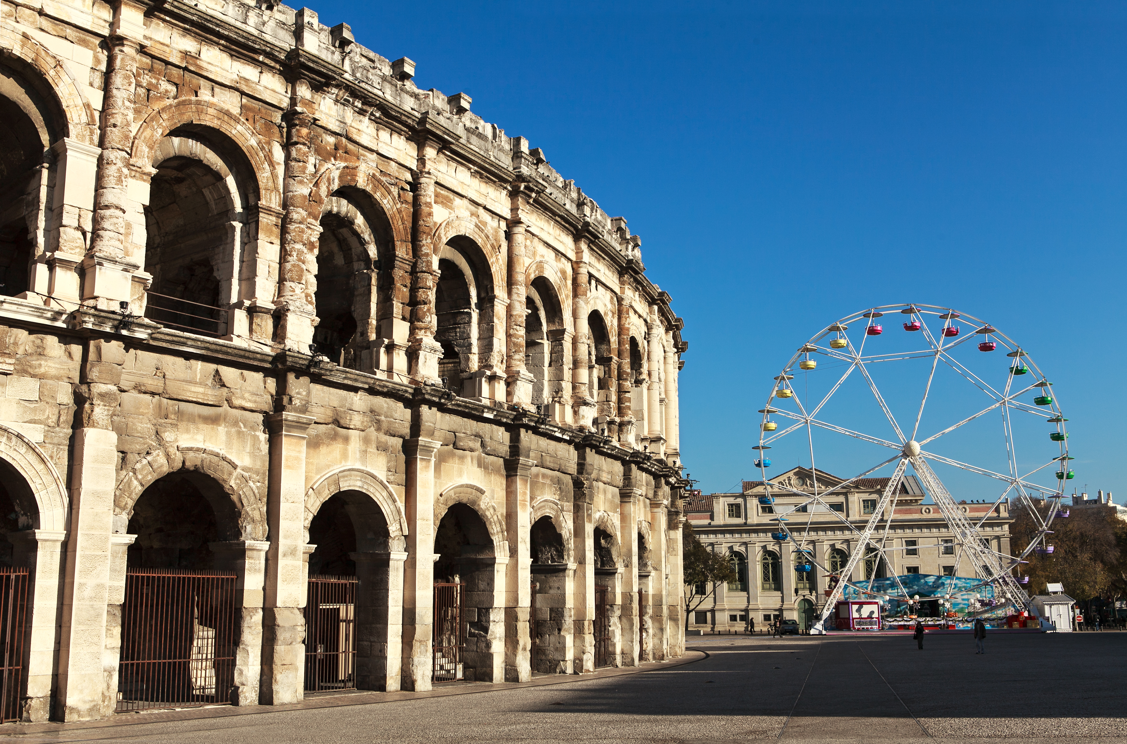 Fly Nimes 5 Ways To Explore French Rome In Nîmes France Uncovered