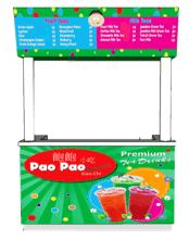 pao pao food cart