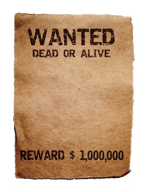 Assignments Wanted Poster - Miss Francine\u0027s Website 2018-2019