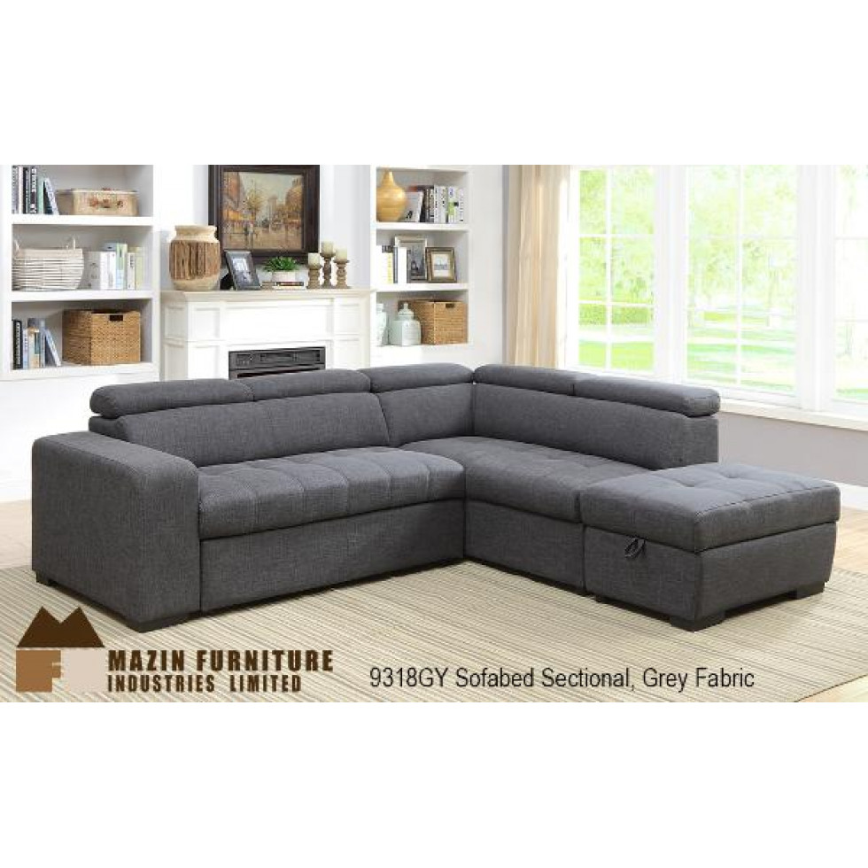 Sectional Pull Out Couch Contemporary Sectional With Pull Out Sofa Bed Francis Campbell