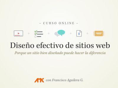 Diseño efectivo de sitios web