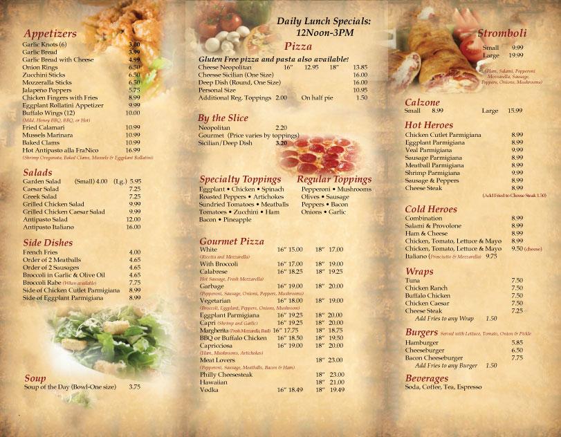 Tri-fold-menu-2018-inside - Franico\u0027s Pizza and Italian Restaurant - menu