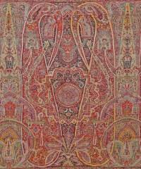 Frank Ames - Antique Kashmir Kani Shawls & Rare Textiles ...