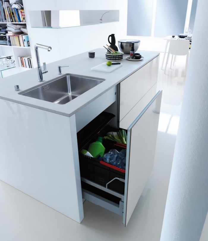 Abfalltrennsysteme Franke Kitchen Systems