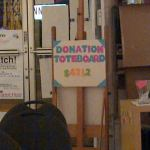 Wonderful to see all these donations!
