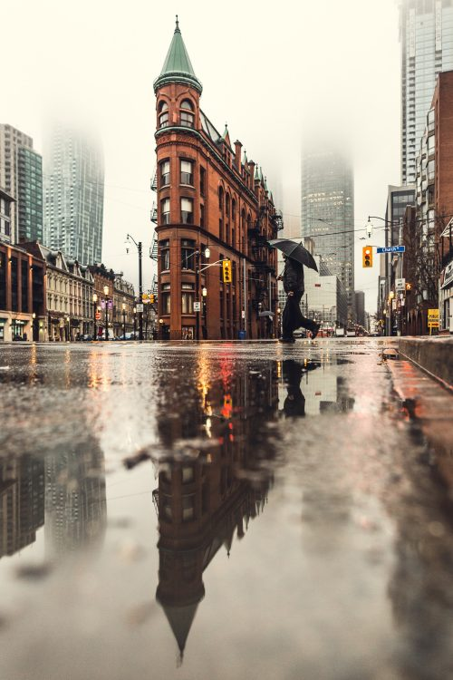 Rainy Week in Toronto