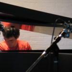 Frank Horvat - composer and piansit