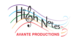 High Notes Avante Productions - using the power of words and music to help those touched by mental illness