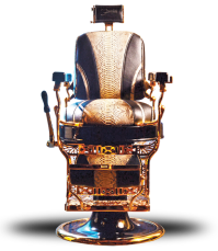 Antique Barber Chairs | Antique Furniture