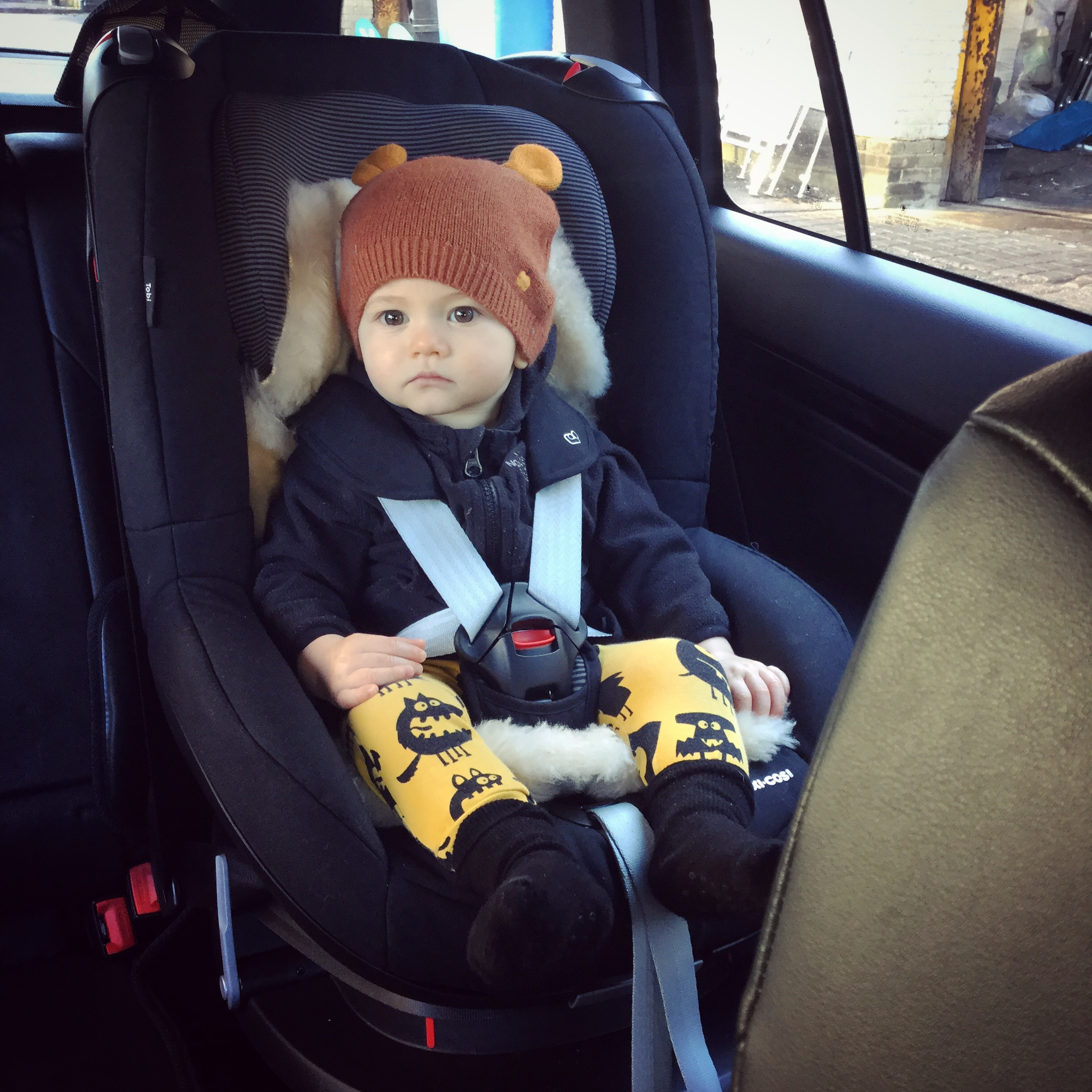 Maxi Cosi Baby Car Seat How To Install Maxi Cosi Tobi Seat Belt Installed Toddler Car Seat