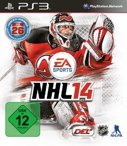12.09.2013 Electronic Arts, NHL 14 Cover