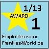Empfohlen von Frankies-World.de - Hysalma L´axelle