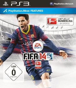 26.09.2013, Electronic Arts, Fifa 14 Cover