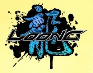 Loong Dragon Blood Logo