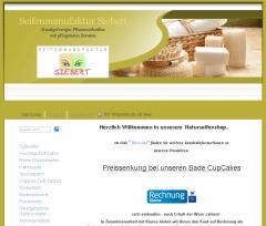 Screenshot Seifen Siebert