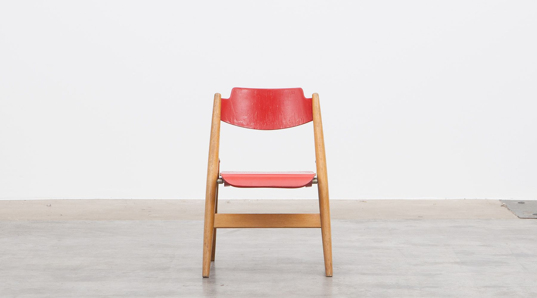 Egon Eiermann Kids Folding Chair By Egon Eiermann Frank Landau