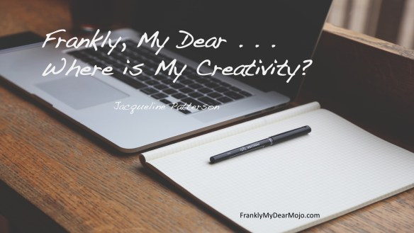 Jacqueline Patterson - Where is My Creativity?