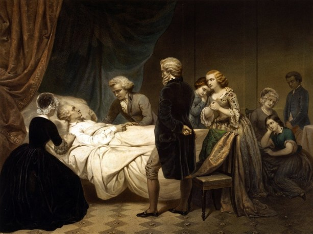 on-death-bed