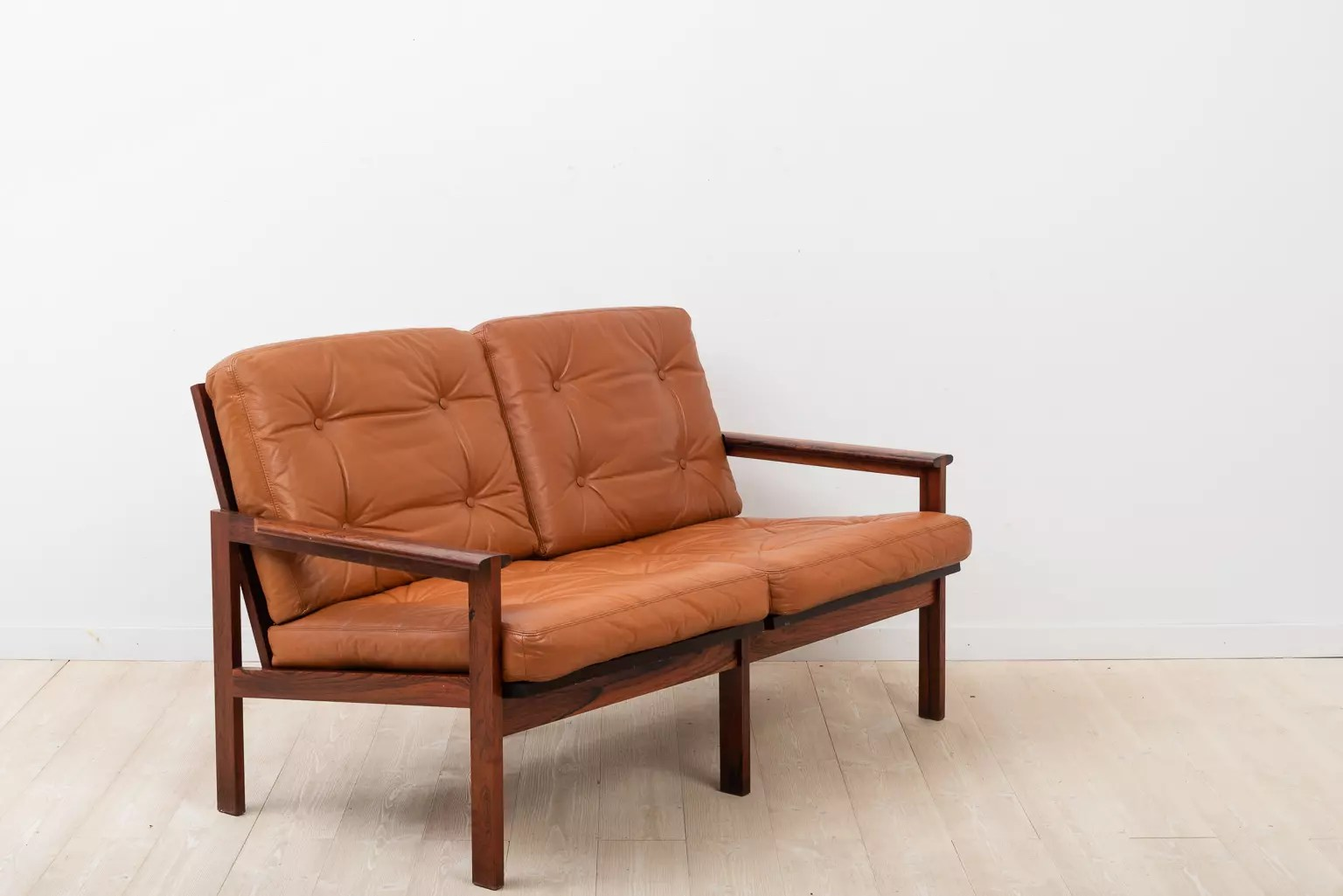Sofa Group Capella Designed By Illum Wikkelsø 1959 Frånö Antik