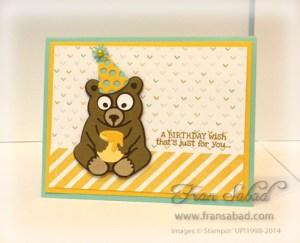Honey Bear 01