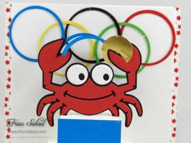 PIU Rocky the Crab 02 detail