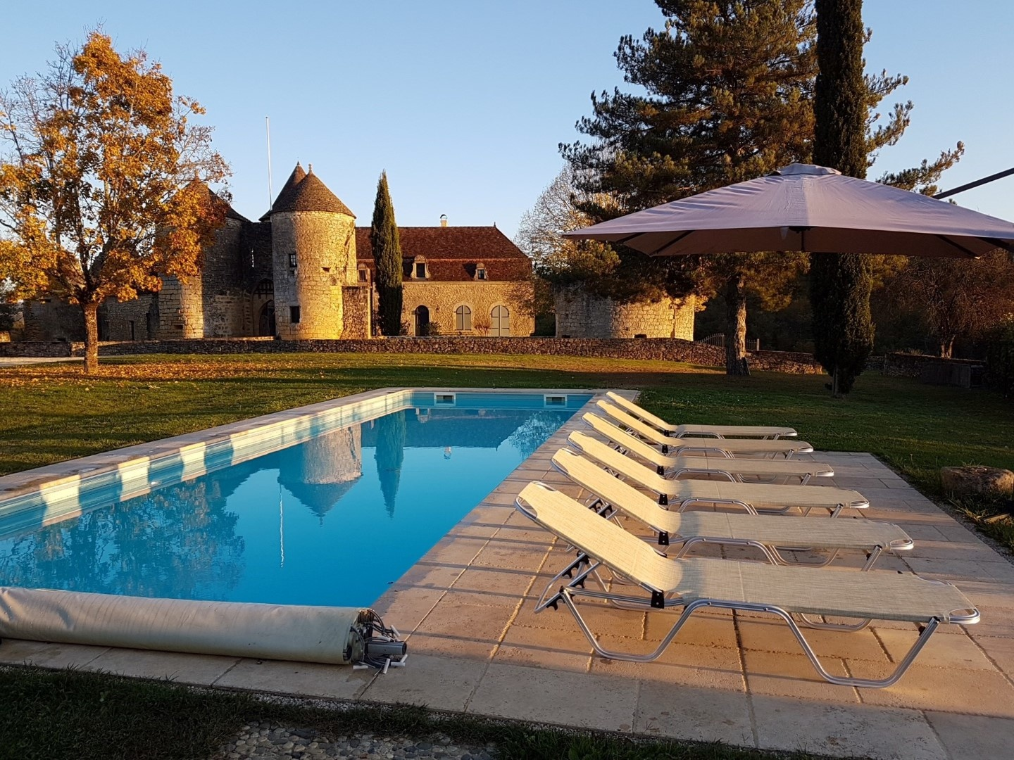 Cash Pool Flensburg Lotoise Luxury Holiday Home In The Dordogne