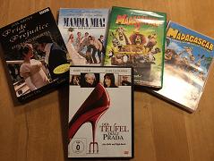Meine Top 5 Filme gegen Liebeskummer