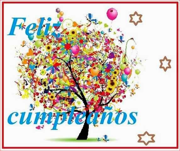Tarjetas De Cumpleaños Feliz \u2013 Frases