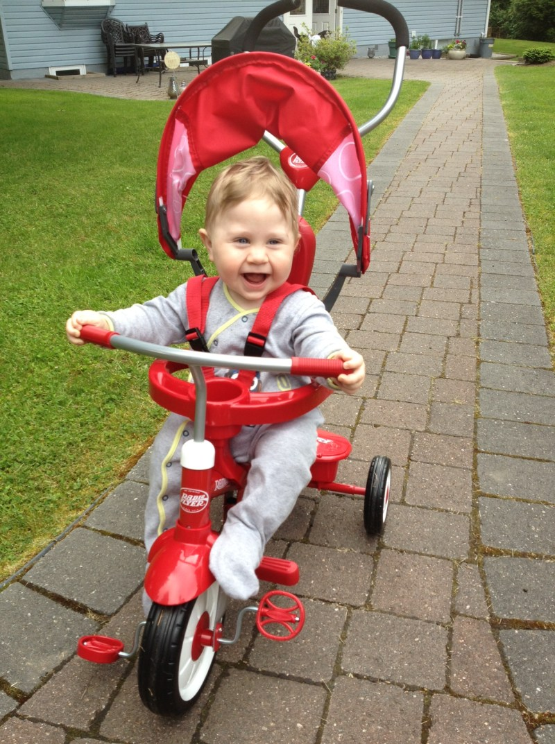 Large Of Radio Flyer 4 In 1 Trike