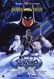 Batman bajo cero