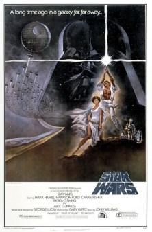 La guerra de las galaxias Star Wars